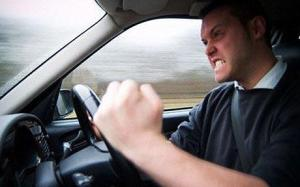 What is the benefit of screaming at people in cars?