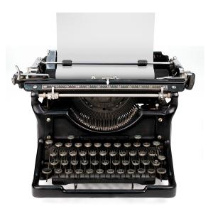 Start writing!