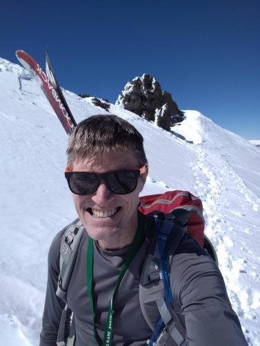K2 backcountry snow skis