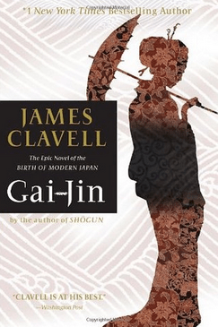 Gai-Jin book by James Clavell
